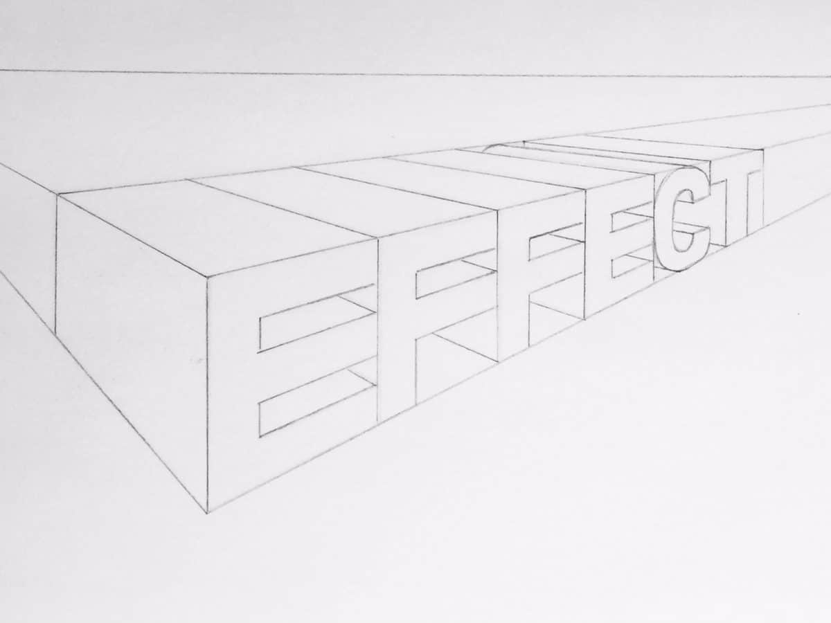 2d Perspective Drawing At Paintingvalley