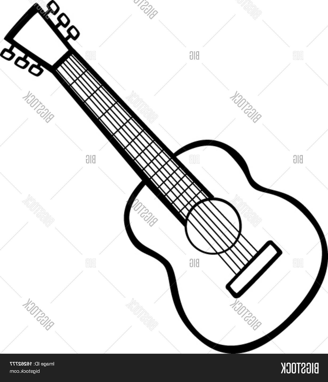 Glade Ict 25 Best Looking For Guitar Drawing Cartoon