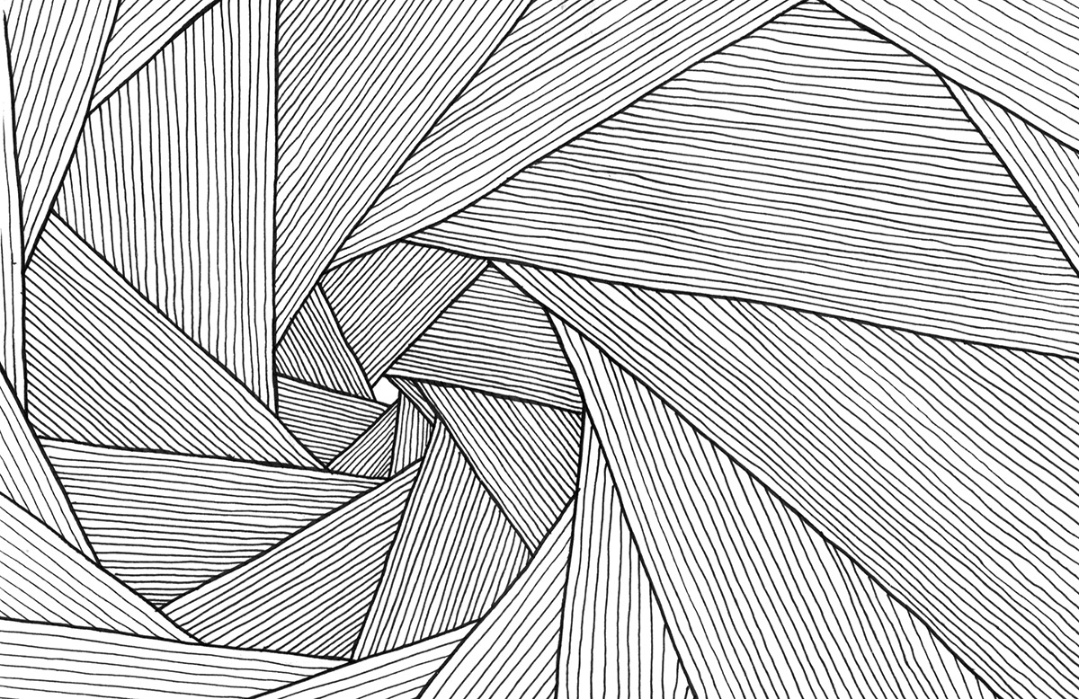 Line Pattern Drawing At Paintingvalley