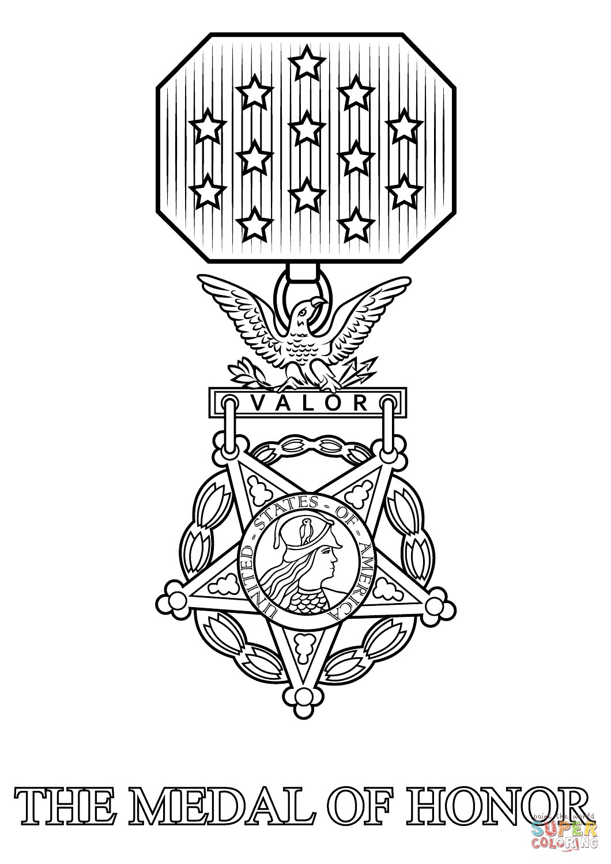 Medal Drawing At Paintingvalley