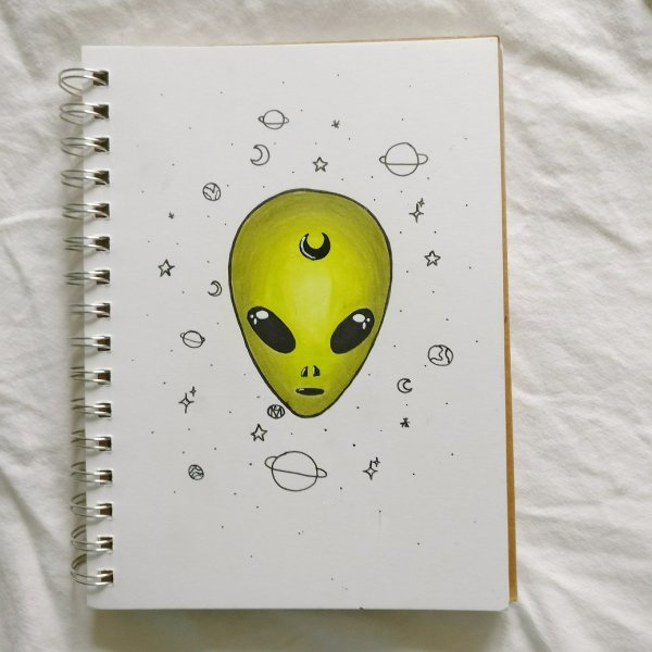 Outer Space Drawing Tumblr at PaintingValleycom Explore