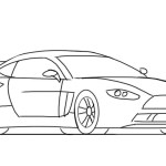 Sports Cars Drawing Easy Supercars Gallery