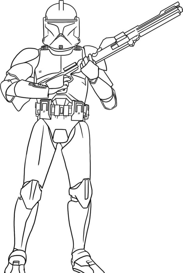 star wars clone wars coloring pages # 34