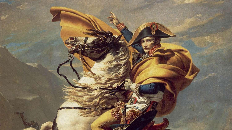 Napoleon Bonaparte Painting At Paintingvalley