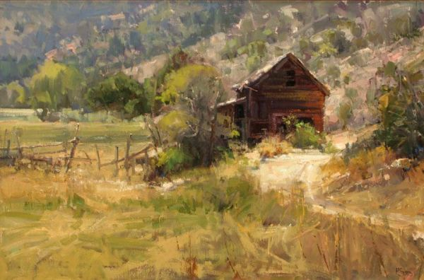 Oil Painting Landscape Artists at PaintingValleycom Explore collection of Oil