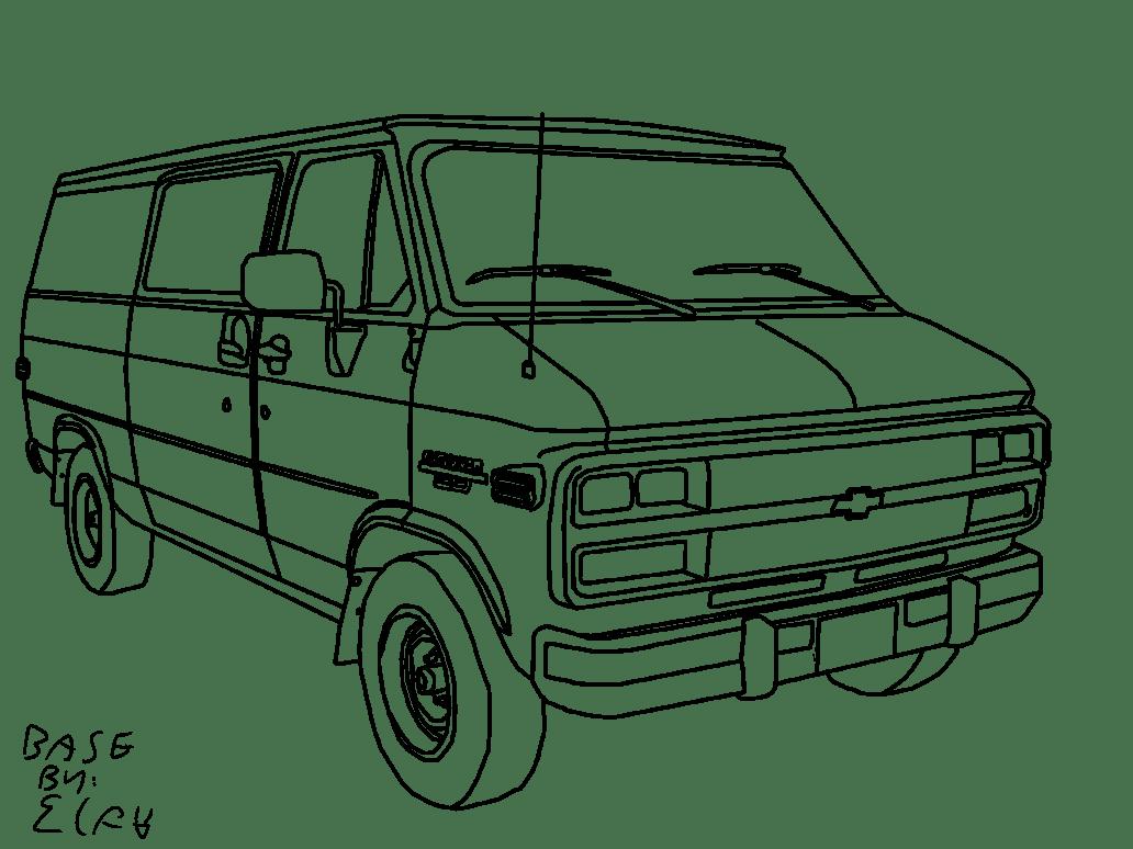 Chevy Silverado Sketch At Paintingvalley