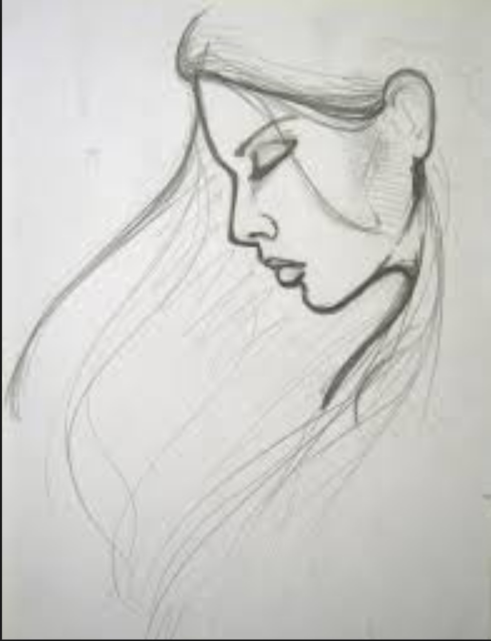 Easy Sketching Ideas For Beginners at PaintingValley.com ...