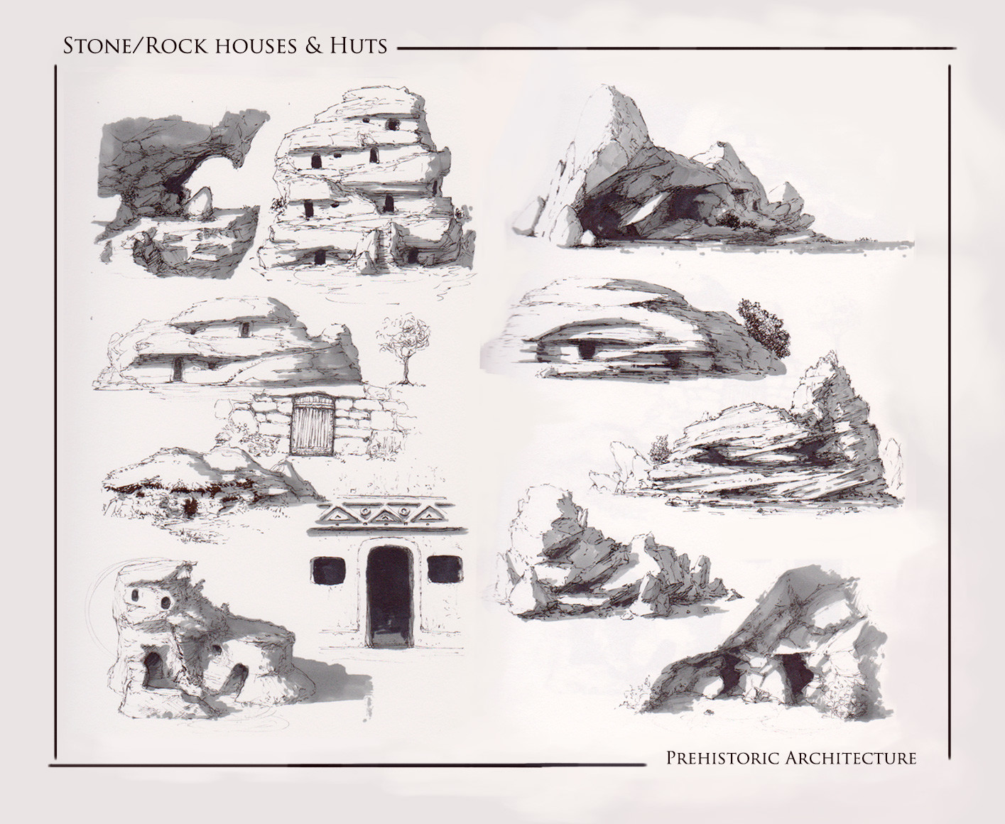 Prehistoric Paintings Search Result At Paintingvalley