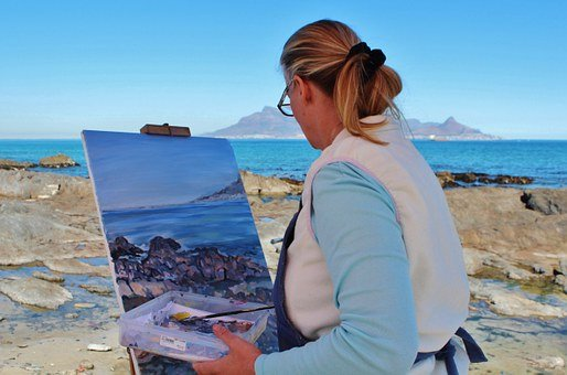 www.paintonholiday.com residential art courses Europe