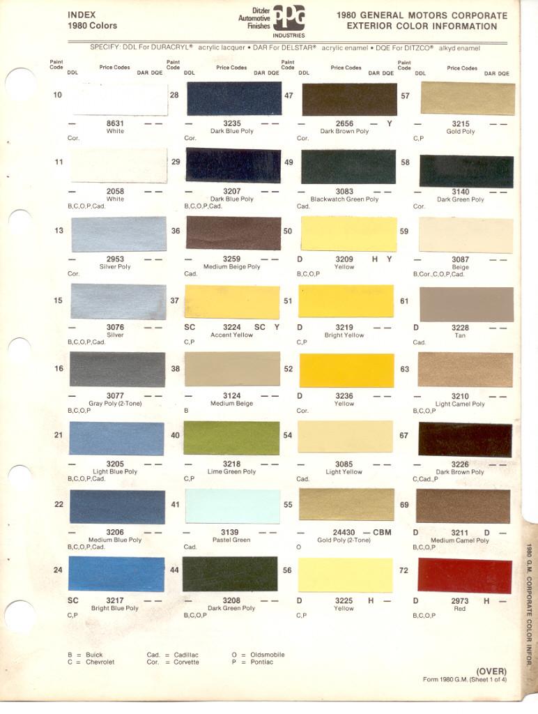 2001 Silverado Interior Color Codes Psoriasisguru Com