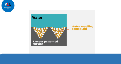 Super water-repellent materials are now durable enough for the real world