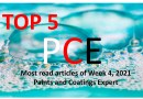 Top 5 Most read articles of Week 4, 2021 on Paints and Coatings Expert
