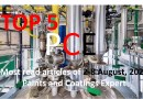 Top 5 Most read articles from 2-8 August, 2021 on Paints and Coatings Expert
