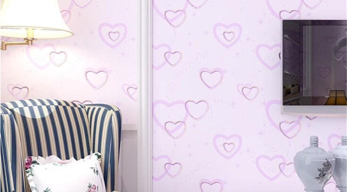 dekorasi ruangan romantis