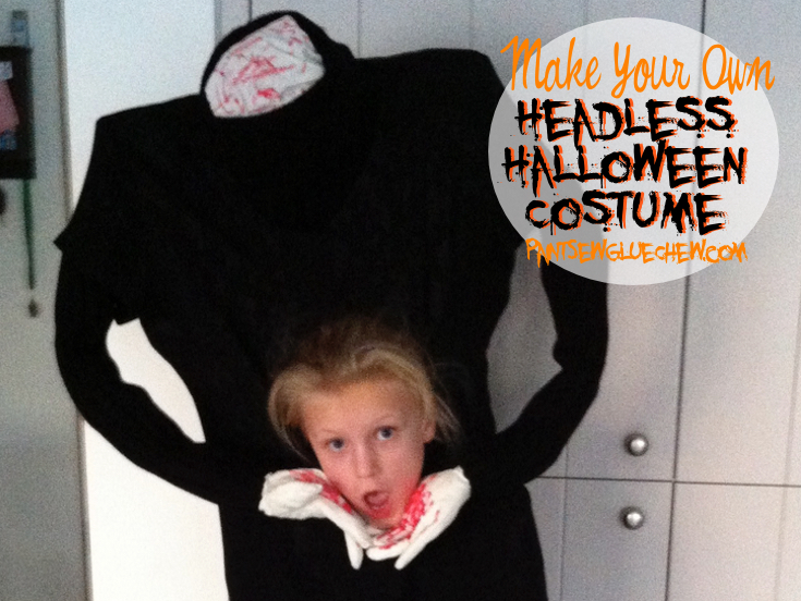 Headless Halloween Costume