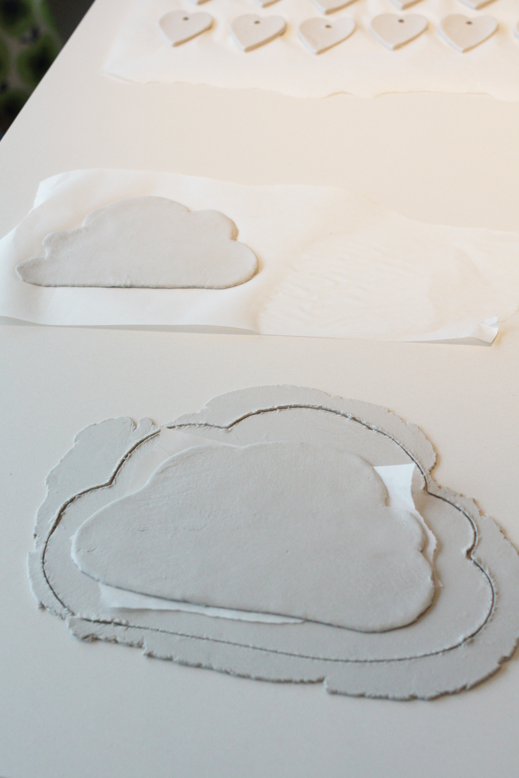 How to make cloud dishes