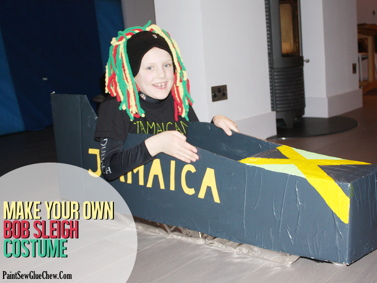Make your own Bob Sleigh costume