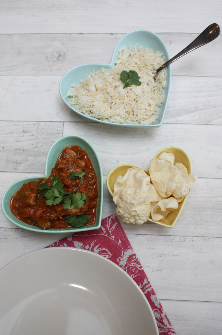 Rogan Josh Recipe in a crock pot