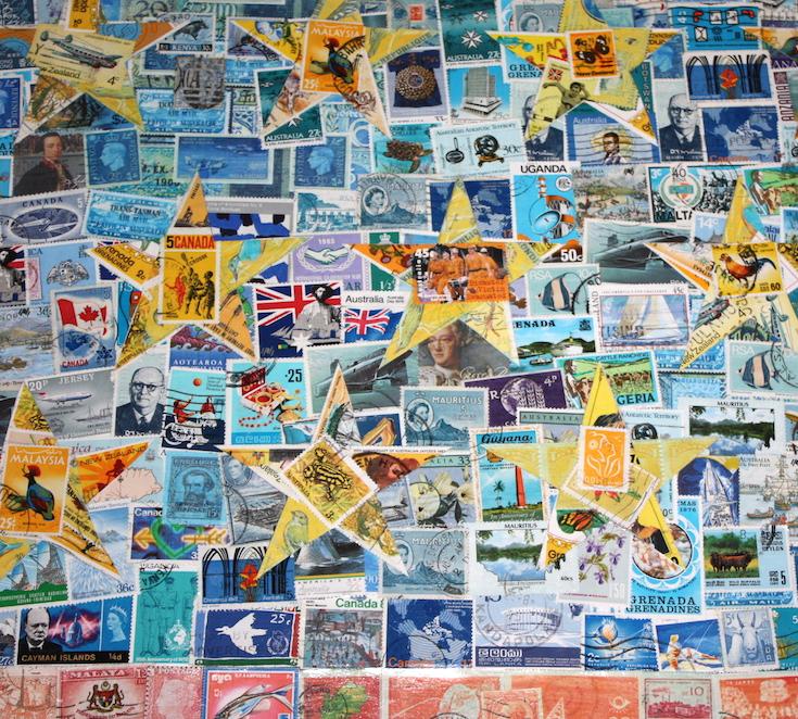 stamp stars