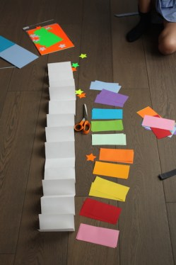 how to make a Giant folding card