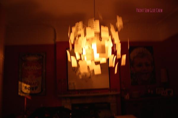 Ingo Maurer Zettel Light
