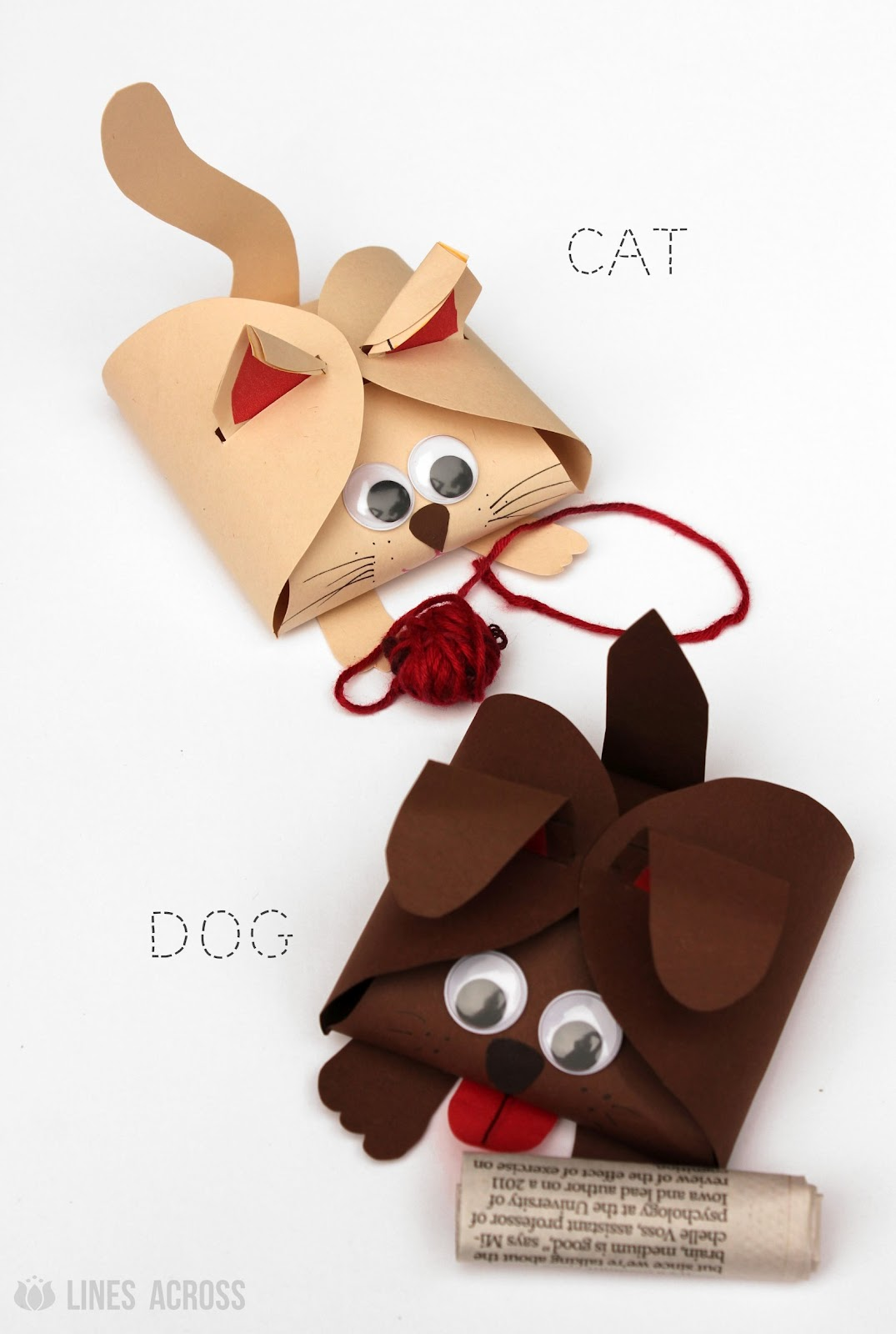Gift Wrap Ideas Animals