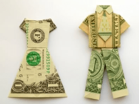 Creative ways to give wedding money
