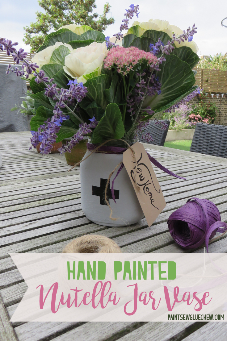 Painted Vase DIY