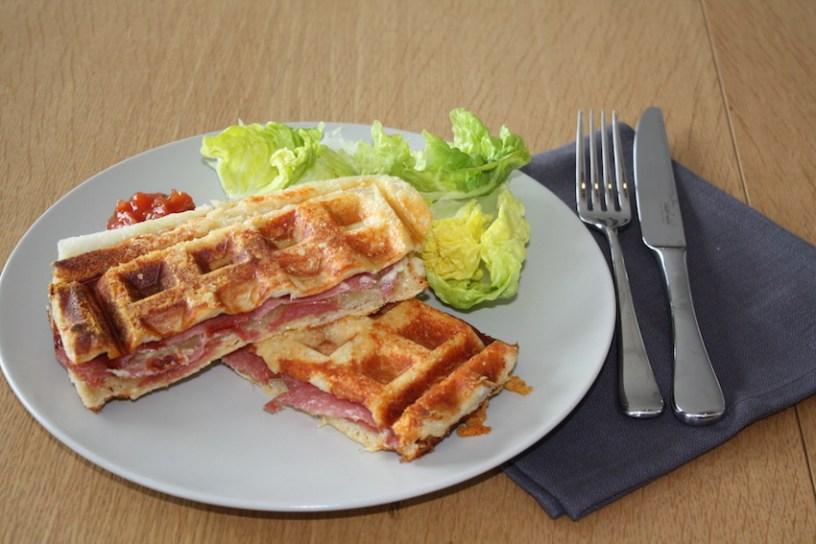 Waffle toaster recipes