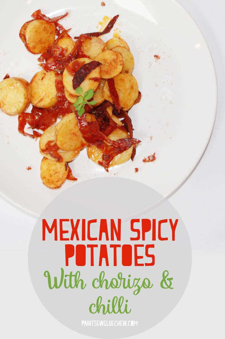 Mexican Spicy Potato Recipe