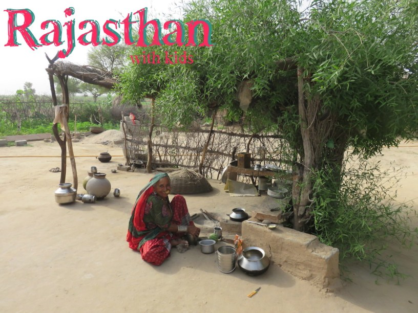 Rajasthan with kids