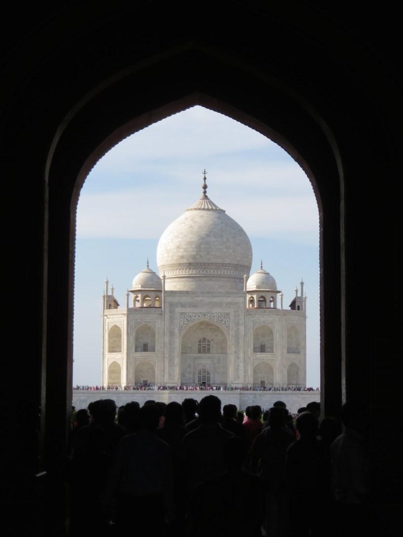 Taj Mahal picture
