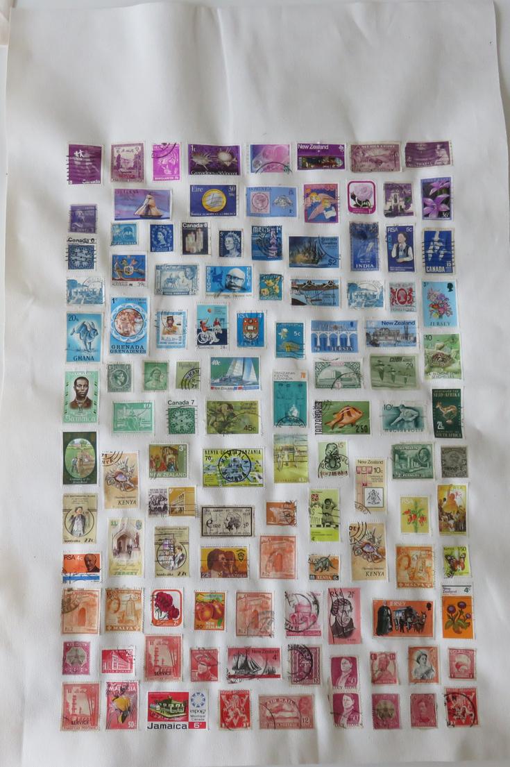 Rainbow stamp artwork 10