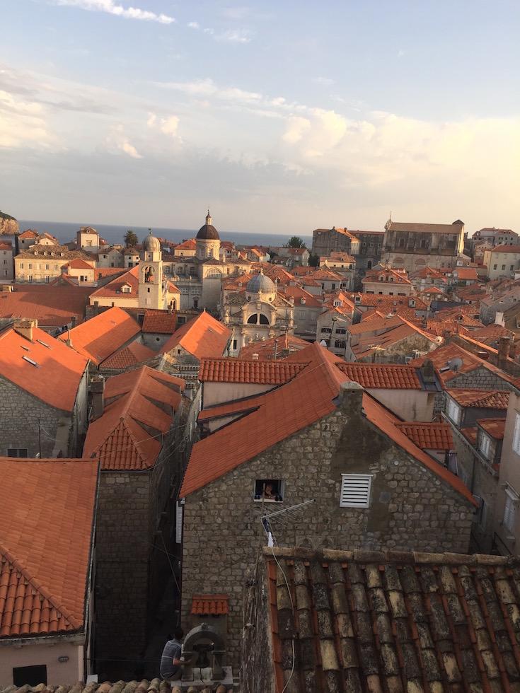 2.07 Dubrovnik City Walls
