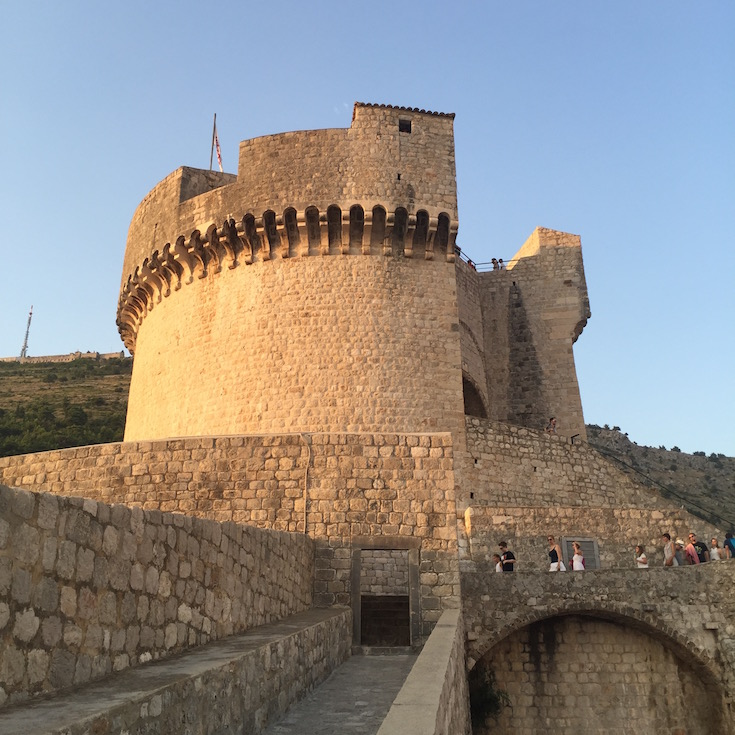 2.11 Dubrovnik City Walls