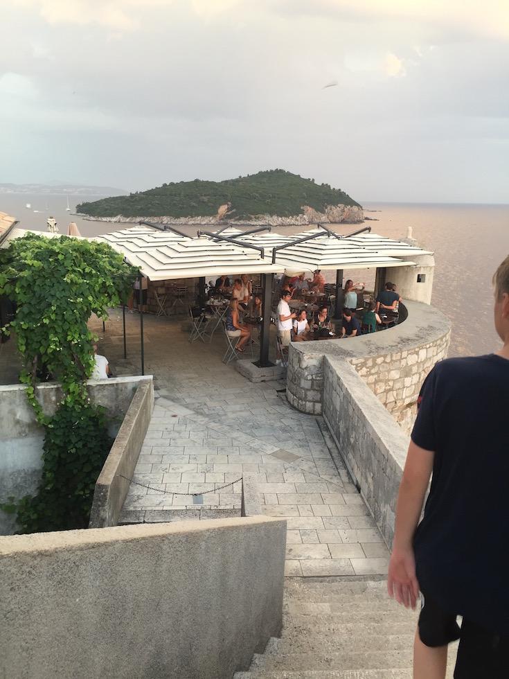 2.13 Dubrovnik City Walls