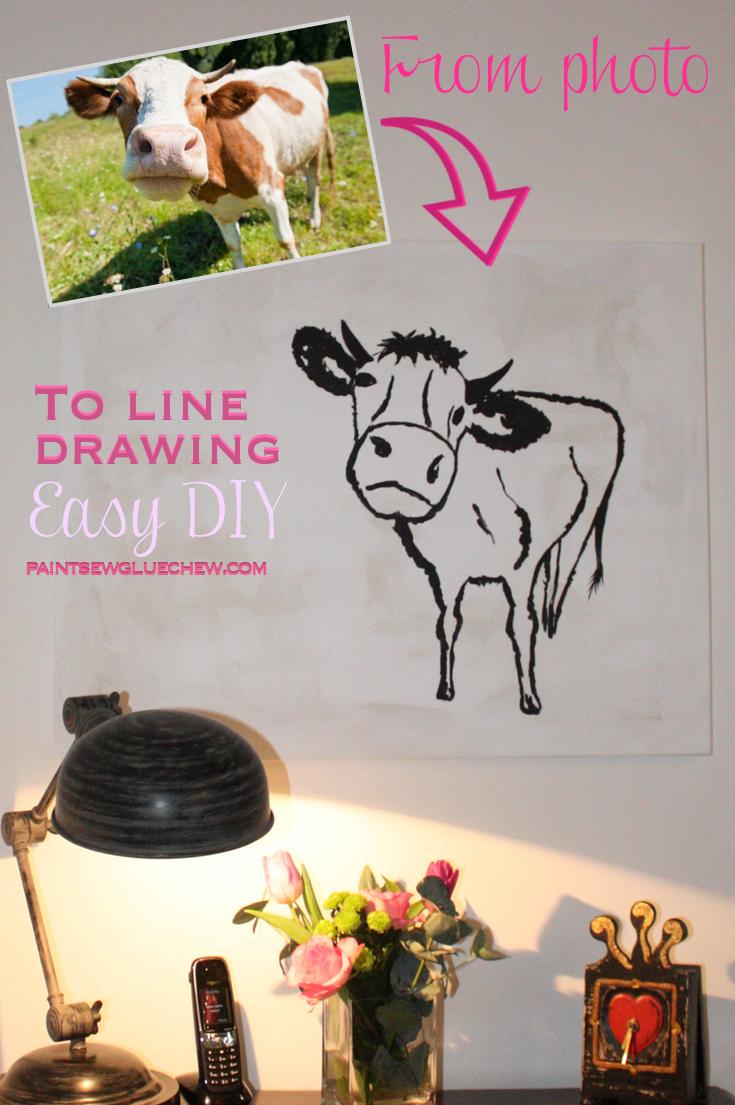Easy DIY art work