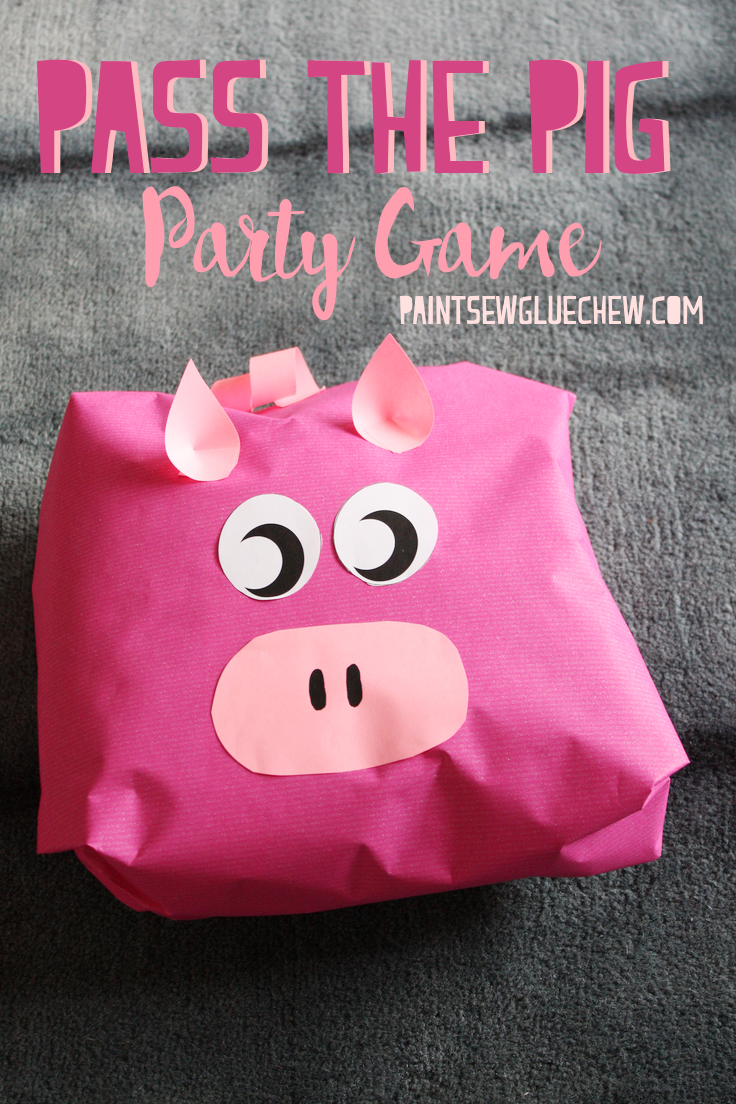 pig theme party games