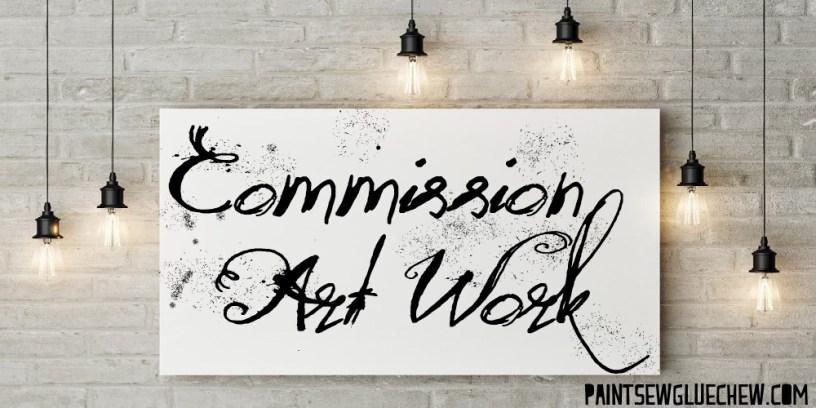 Commission Art Work
