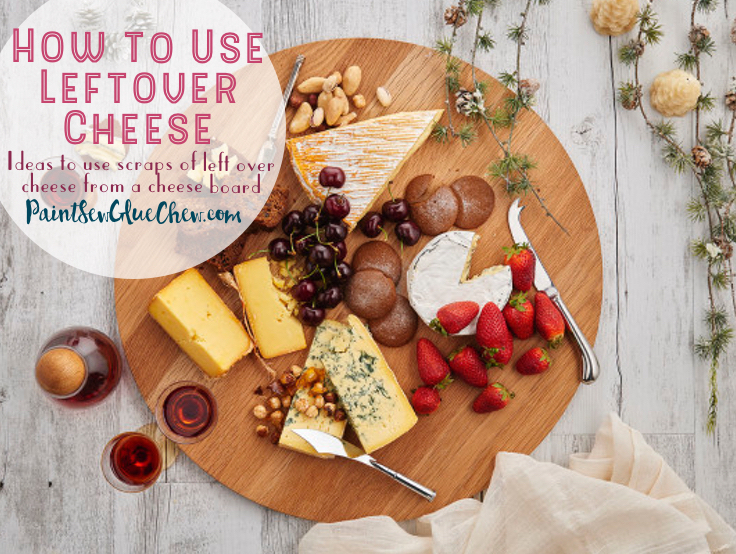 Left over cheese ideas