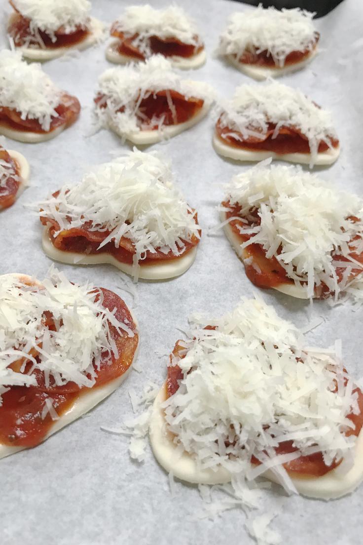 Chorizo Tarts