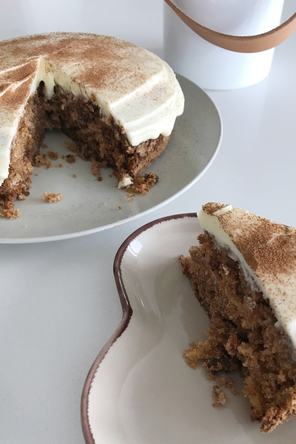 delicious Carrot Cake recipe