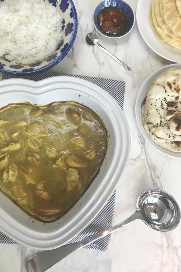 best chicken korma recipe