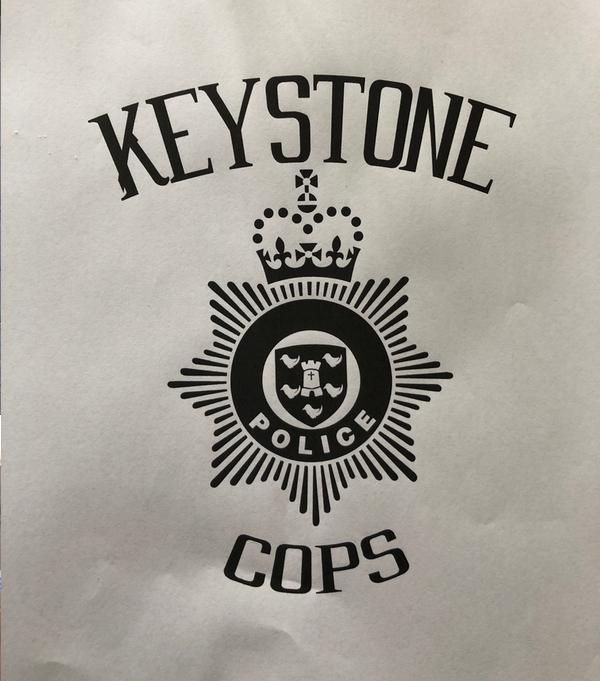 keystone Cops logo