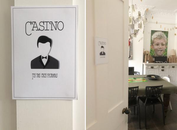 casino within speakeasy party