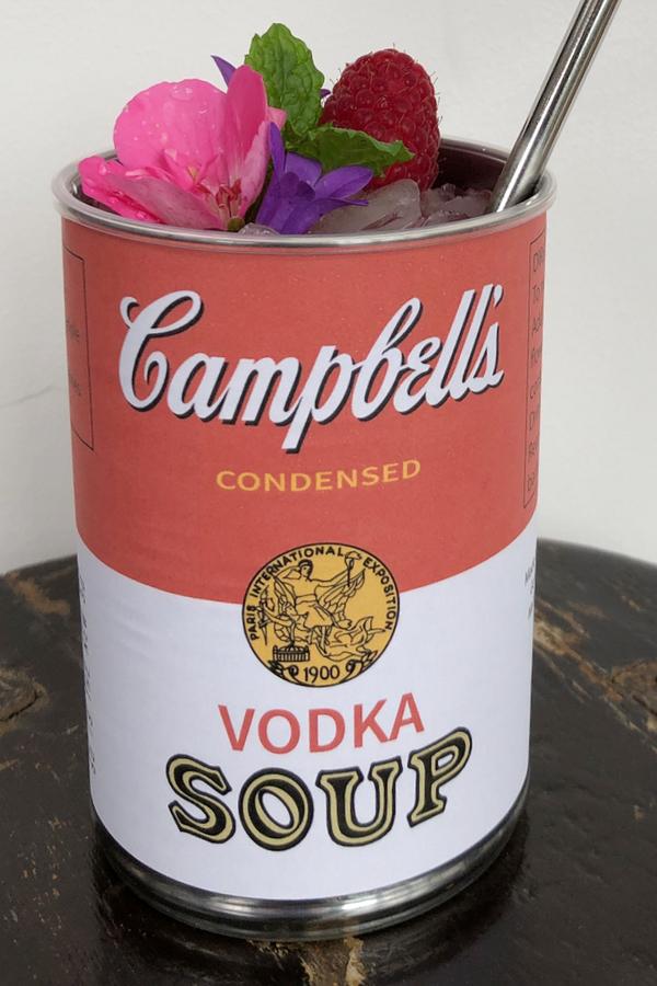 Campbells Soup Cocktail