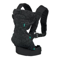 baby carrier in black