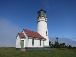 Cape Blanco lighthouse ~ OR coast