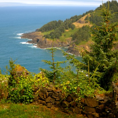 Cape Foulweather ~ OR coast
