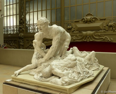 Orsay sculpture